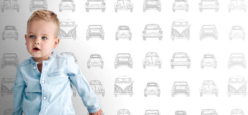 papel pintado de coches