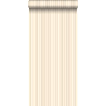 papel pintado rayas beige