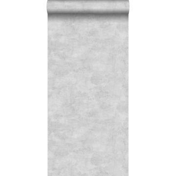 papel pintado efecto hormigón beige crema claro