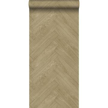 papel pintado madera cerval
