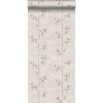 papel pintado bamboo cerval