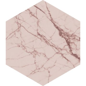 mural decorativo autoadhesivo marmol rosa gris