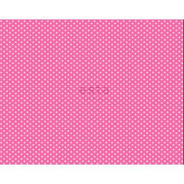 tela estrellas rosa